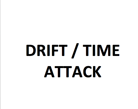 Drift/Time Attack