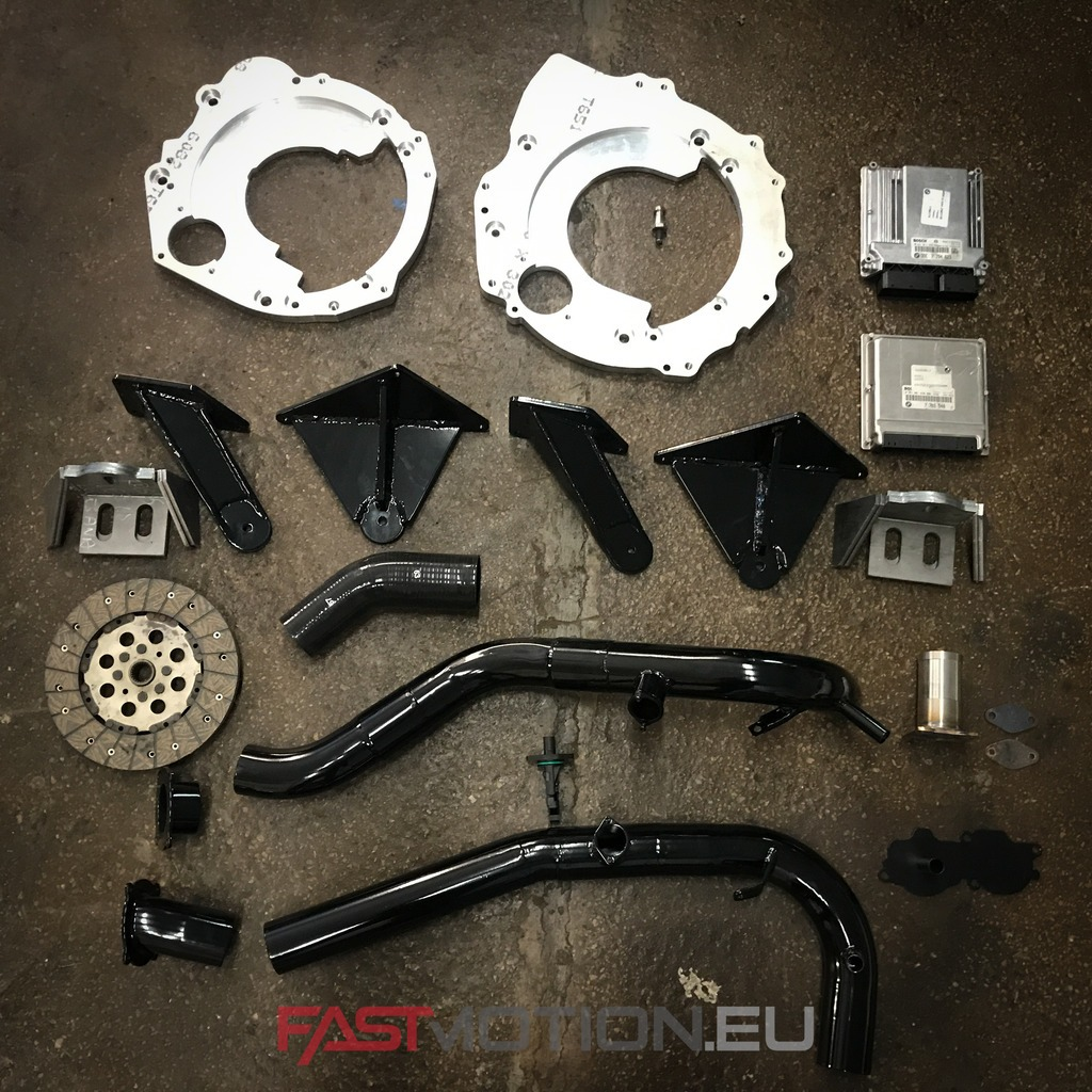Full conversion kit Patrol - BMW 3 0 M57 Y60 and Y61