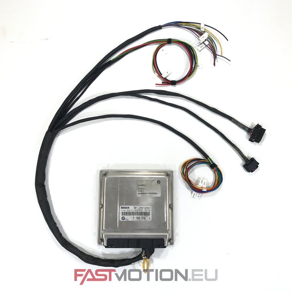 Bmw m57 engine simplified wiring - FastMotion.EU | Bmw M57 Wiring Diagram |  | FastMotion.EU
